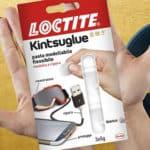 tester della pasta modellabile flessibile Loctite Kintsuglue