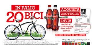 Concorso Pedala con Coca-Cola e Autogrill