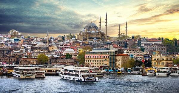 Concorso RTL 102.5 e Turkish Airlines ti regalano... Istanbul!