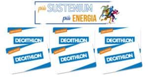 Operazione a premi Più Sustenium più energia