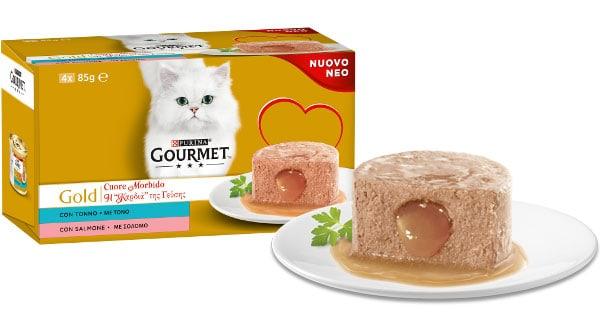 Campione omaggio Purina Gourmet Gold Cuore Morbido