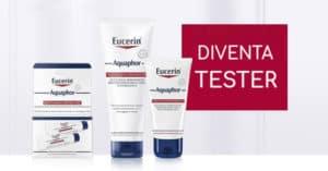 tester Eucerin Aquaphor Trattamento Riparatore