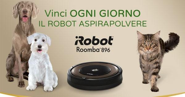 Concorso Ultima regala iRobot