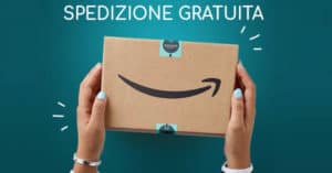 Amazon spedizione gratuita