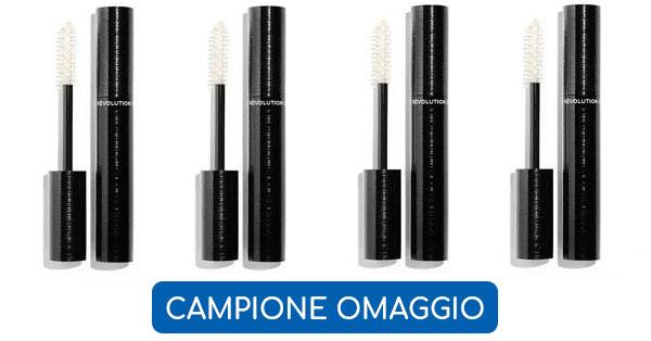 Campione gratuito mascara Chanel Le Volume Revolution