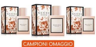 Omaggio profumo Gucci Bloom