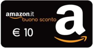Codice Sconto Amazon.it GRAZIE1000