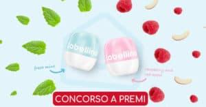 Concorso Labello Vinci gratis Labellino