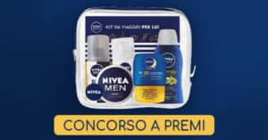 Nivea Men travel kit per uomo