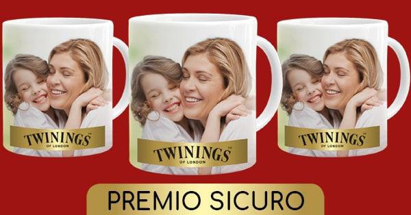 Twinings ti regala la tazza personalizzata