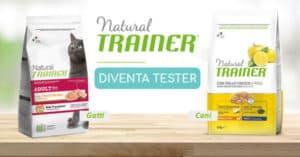 Diventa tester Natural Trainer