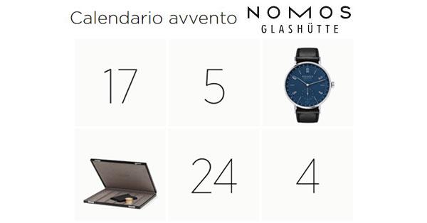 Calendario dell'Avvento Nomos