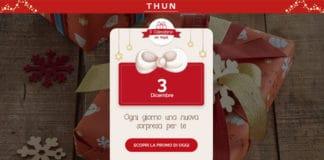 Il Calendario dei Regali Thun