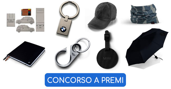 Concorso BMW Best Wishes