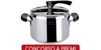 Concorso Lagostina Cucina a pressione. Quanto ci stai dentro?