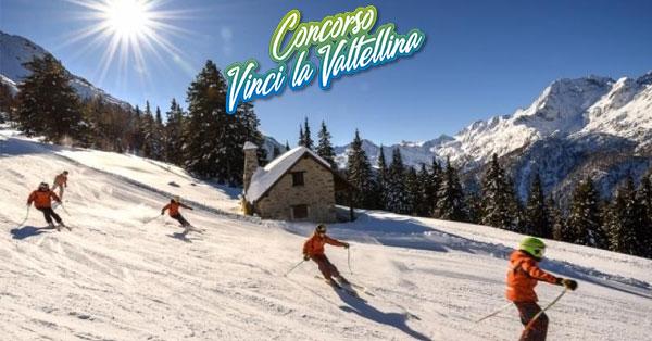 Concorso Vinci la Valtellina