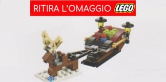 Omaggio LEGO