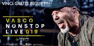 Vinci gratis biglietti per il concerto di Vasco Rossi a Milano