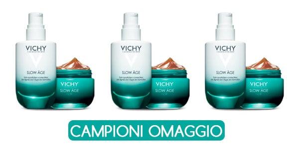 Campioni Omaggio Vichy Slow Age