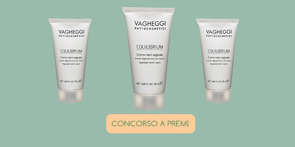 Concorso a premi Vagheggi Beauty Pocket