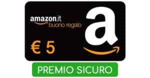 Concorso Vinci con Saila: buoni Amazon da 5 euro