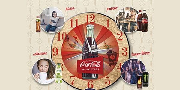 Concorso Vinci un orologio con Coca Cola e Carrefour