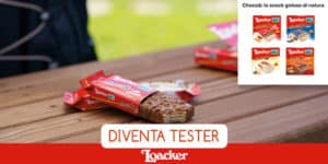 Diventa Tester Loacker Vhoco&