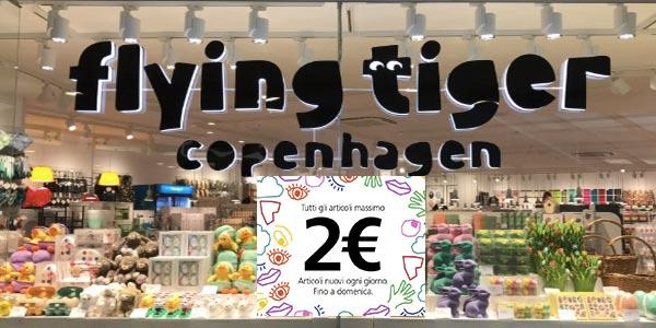 d56e8e6c5e5e9 Flying Tiger Copenhagen Dream Days  tutto a 2 euro