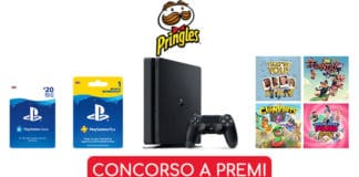 Concorso Gaming Pringles