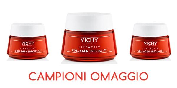 campioni omaggio vichy liftactive collagene specialist