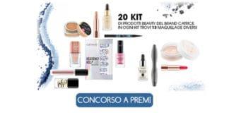 concorso cosmopolitan vinci gratis cosmetici catrice