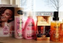 kit testanera gliss beauty milk ricevuto da Federica