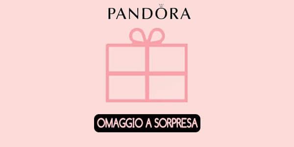 bac0224b9b27a5 Omaggio Pandora a sorpresa per la festa della donna
