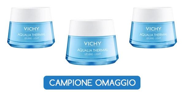 Richiedi il campione omaggio Vichy Aqualia Thermal crema leggera