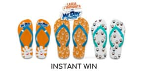 concorso instant win mr day vinci le infradito