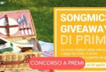 concorso songmics di primavera