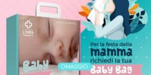 babybag omaggio festa della mamma
