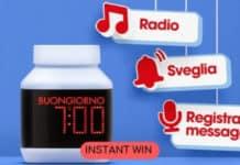 concorso nutella radiosveglia