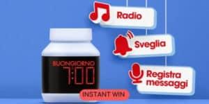 concorso nutella radiosveglia instant win
