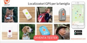 diventa tester weenect con The Insiders