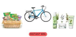 instant win klm 100 premi