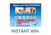 Instant Win Johnson & Johnson