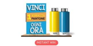 """Instant win """"Spazio al gusto"""""""