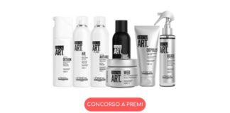 Concorso L'Oreal Hair Factor