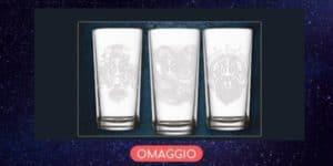 Bicchiere Birra Bavaria omaggio Conad
