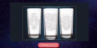 Bicchiere Birra Bavaria omaggio