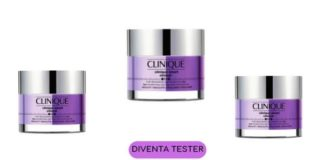 Diventa tester Clinique Smart Clinical MD