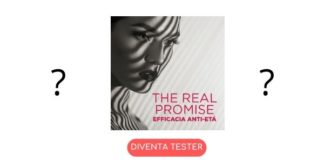 Diventa tester The Real Promise