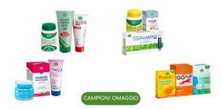 campioni omaggio cosmetici Esi