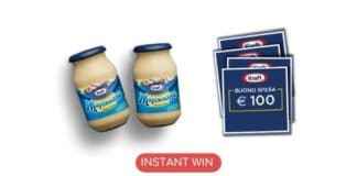 Concorso instant win Kraft